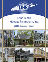 Long Island Housing Partnership 2016 Annual Report