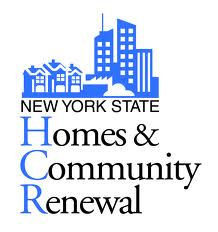 NYS Homes & Community Renewal logo